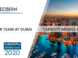 Meet ITD Telecom at Capacity Middle East 2020 in Dubai!!!