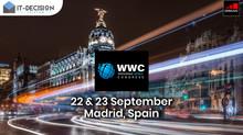22 - 23 Сентября! Встречайте ITD Telecom на Wholesale World Congress 2021 в Мадриде!