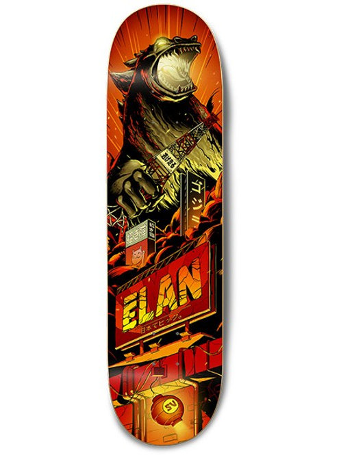 Elan Skateboards Godilla