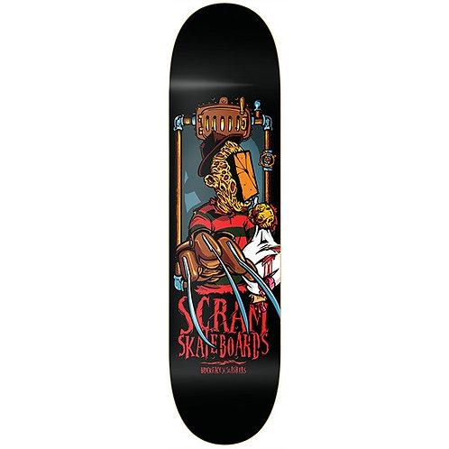 Scram Skateboards Freddy deck