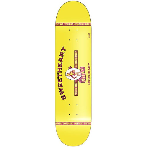 Sweetheart skateboards Champion deck