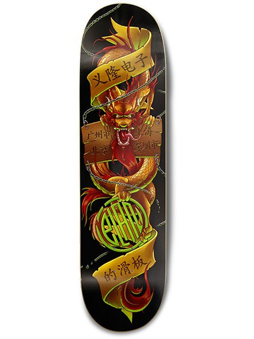 Elan Skateboards Chinese Dragon