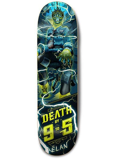 Elan Skateboards Nine to 5