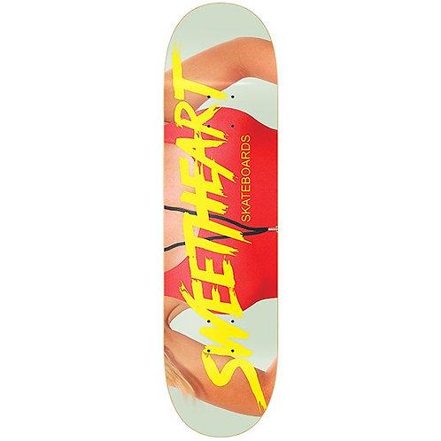 Sweetheart skateboards Lifeguard deck