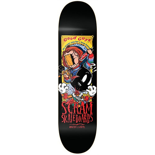 Scram Skateboards Chucky deck