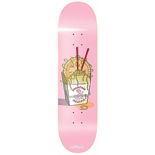 Sweetheart skateboards Shanghai meat pie