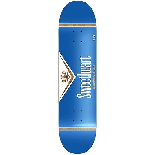 Sweetheart skateboards Winnie blue