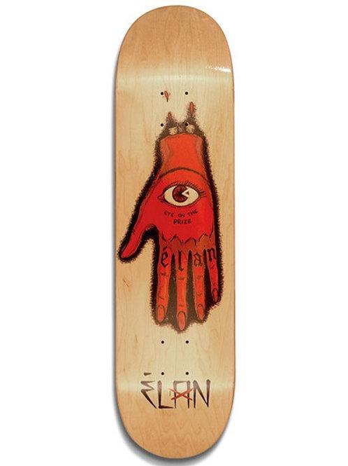 Elan Skateboards Red Handed