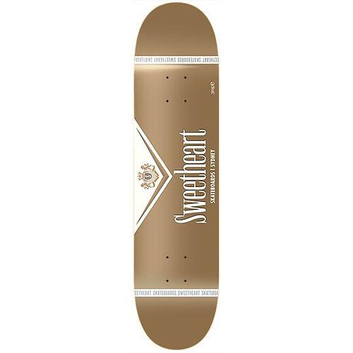 Sweetheart skateboards Winnie Gold