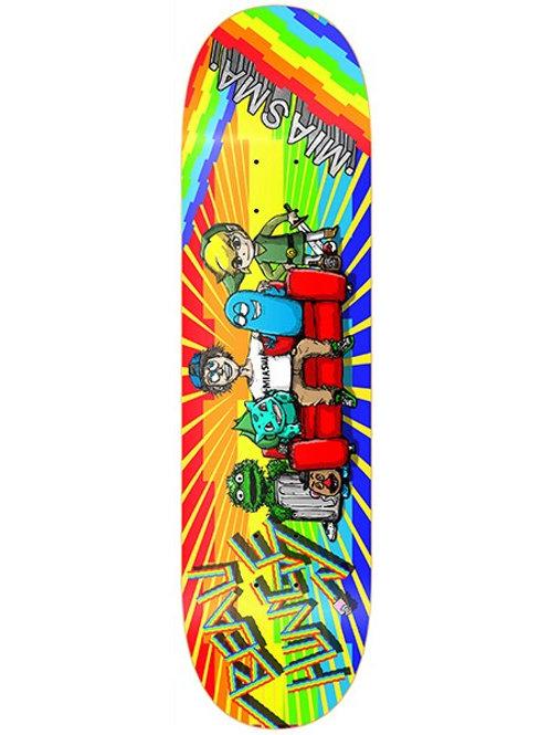 Miasma Skateboards Beau Hinge