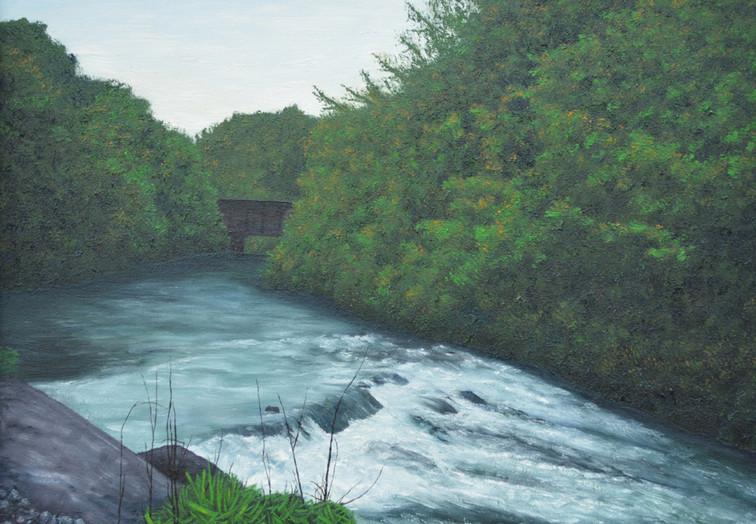 Monocacy Creek (upstream)