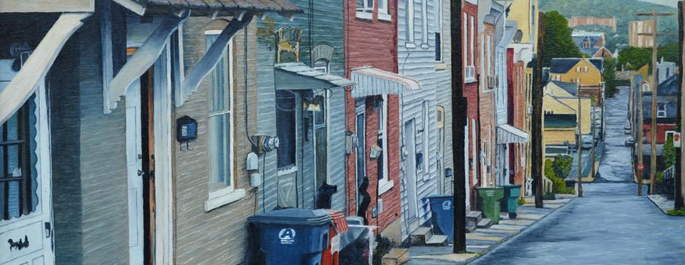 E. Morton Street - South Bethlehem