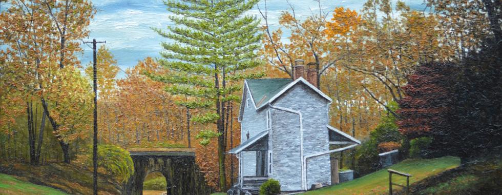 Hope Road Lock Keeper's House