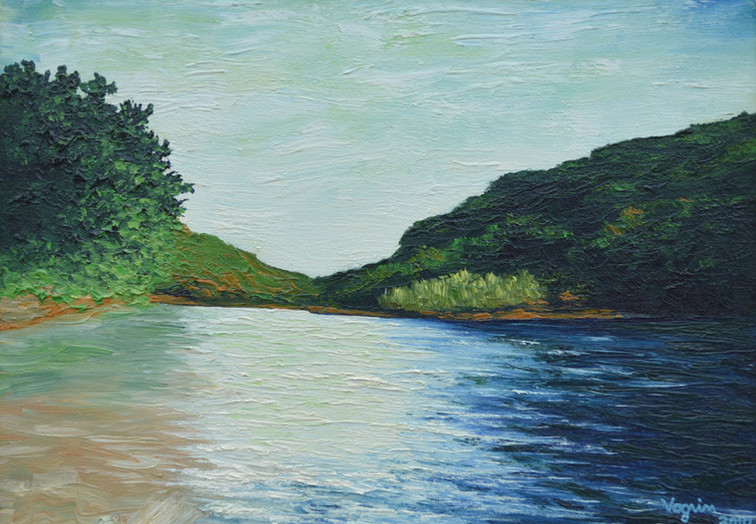 Delaware River (North of Easton)