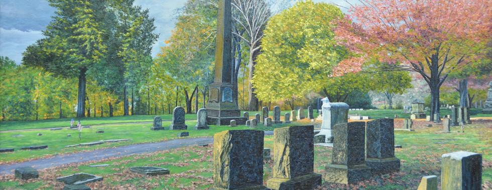 Nisky Hill Cemetery