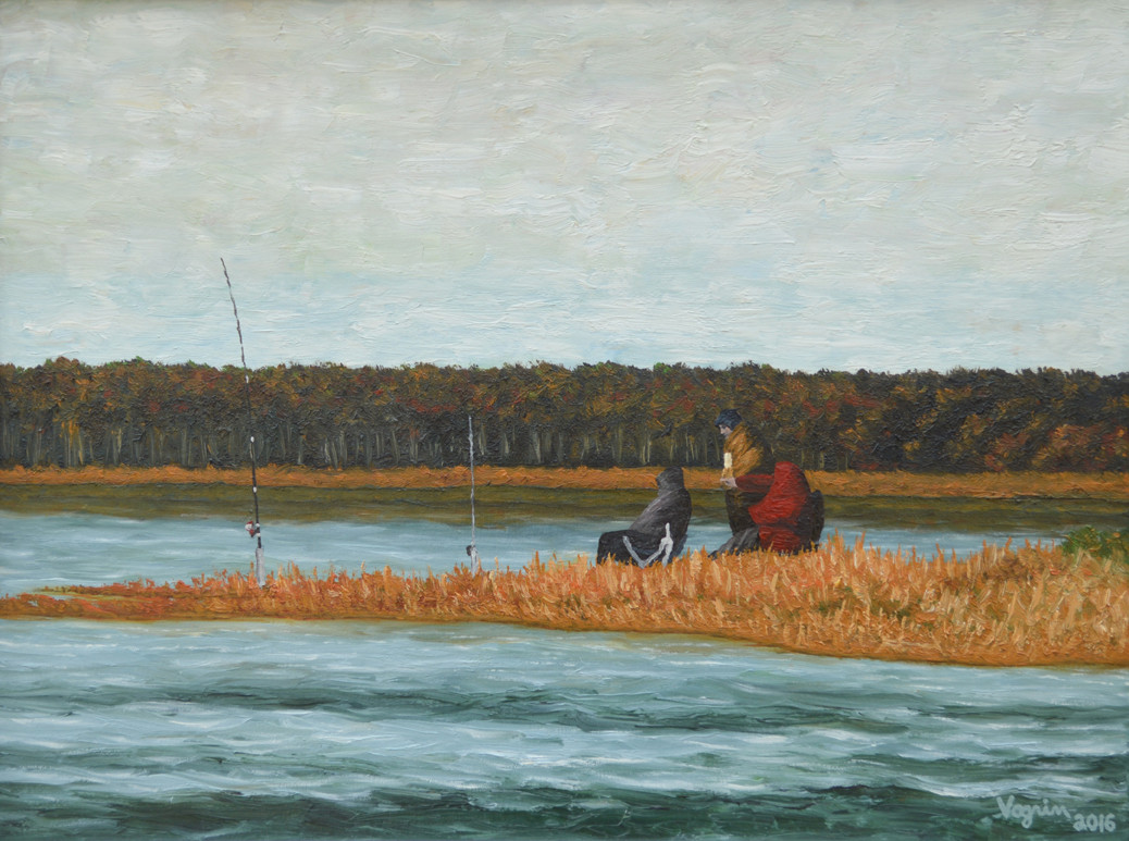 Striper Fishing (Mullica River, Graveling Point)