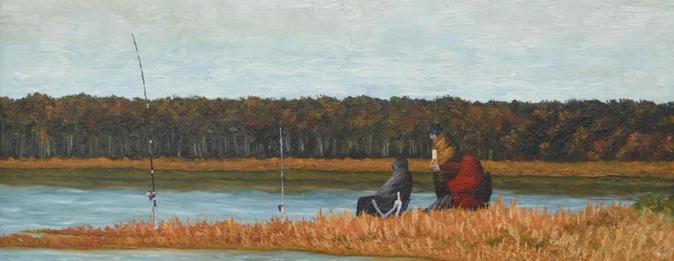 Striper Fishing (Mullica River, Graveling Point)
