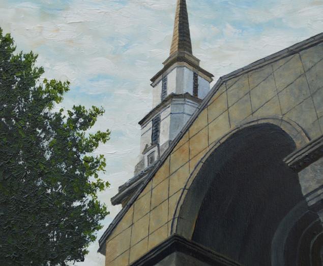 Christ Church: Bethlehem, Pennsylvania