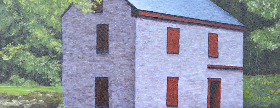 Freemansburg Lock House