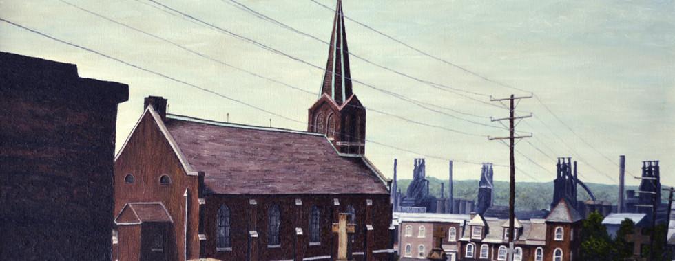 Zion First Hungarian Lutheran Church