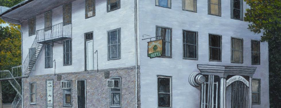 The Willow Grove Hotel (Freemansburg)