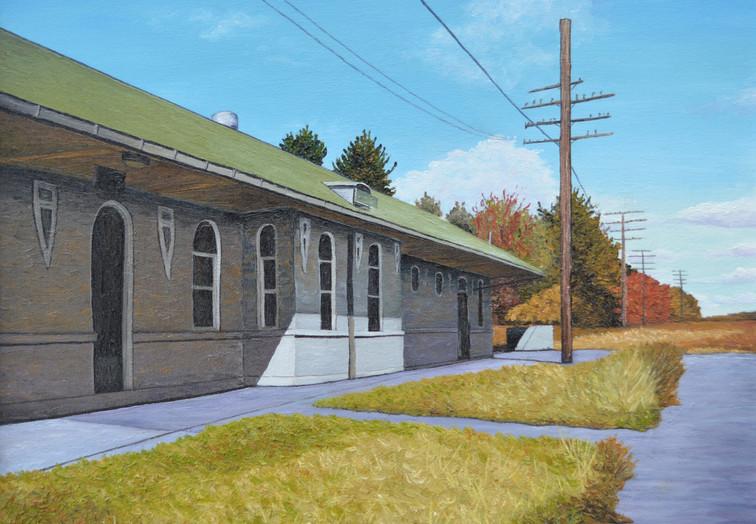 Hellertown Depot