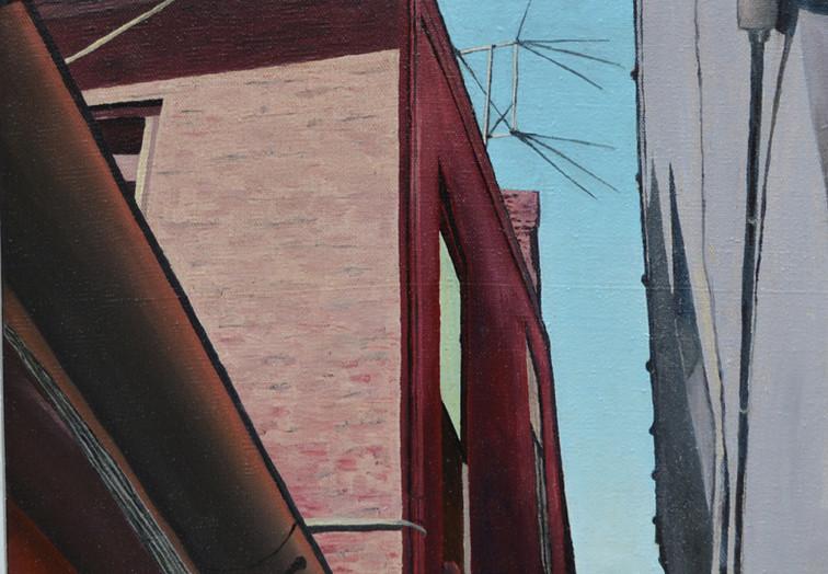 Between the Buildings