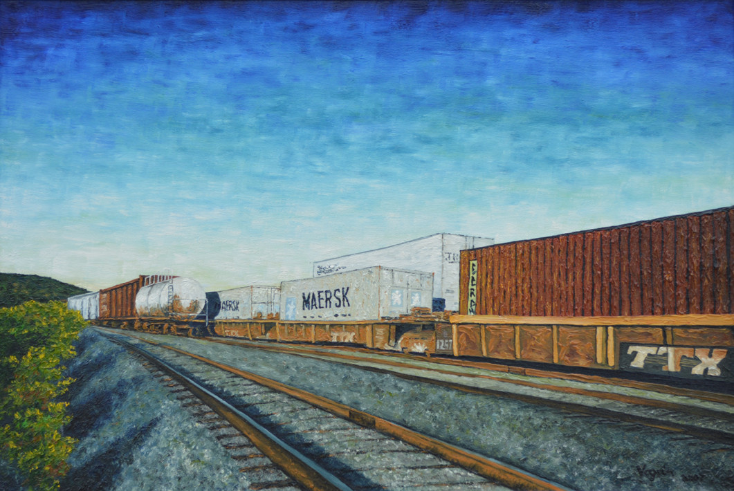 Railroad Boxcars
