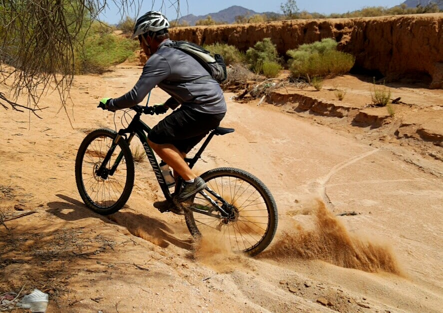 RidingForFunMTB58