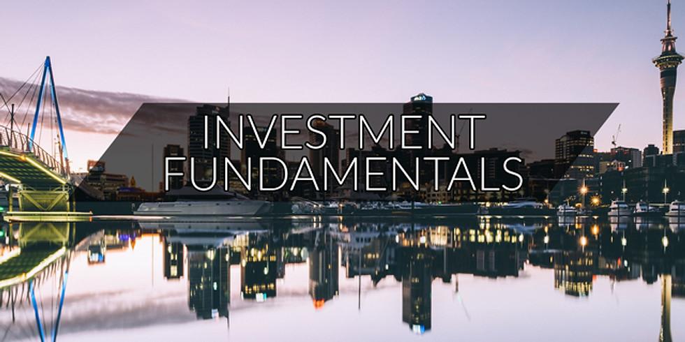 Online Event- Investment Fundamentals
