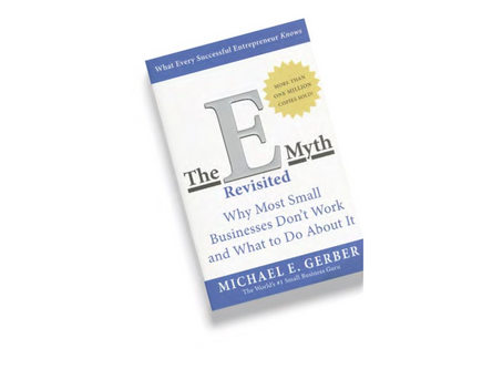 Book of the Month-The E-Myth Revisited by Michael Gerber