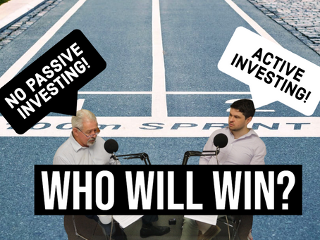 Passive Vs Active Investing, Which one is the best?