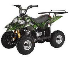 ATV 110cc TPATV507