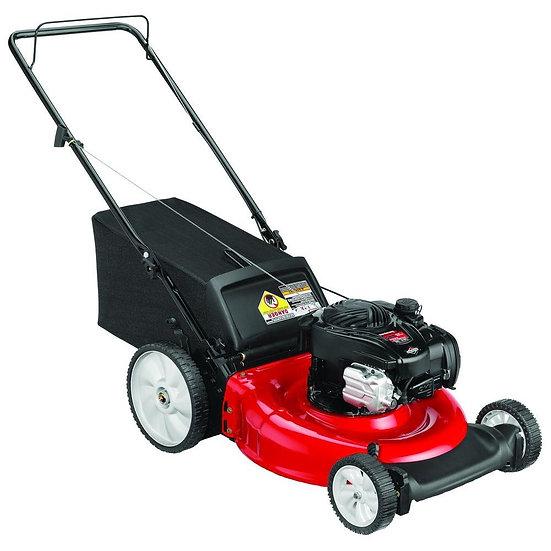 21 in. Push Gas Walk-Behind Lawn Mower