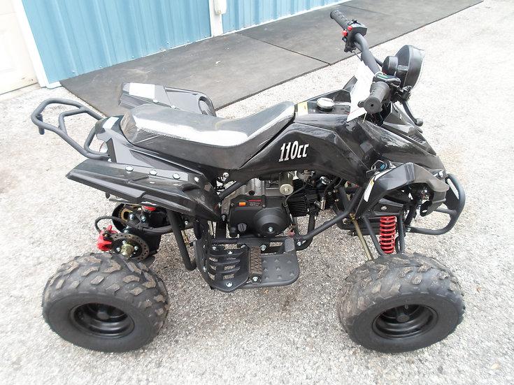 TPATV 518 110cc FULL SIZE Black