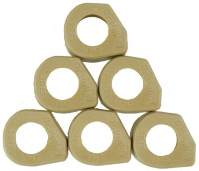 Dr. Pulley 20x15 Sliding Roller Weights