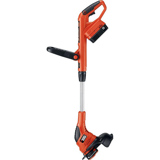 BLACK & DECKER 7.5 Amp 14 in. Curved Shaft High Pe