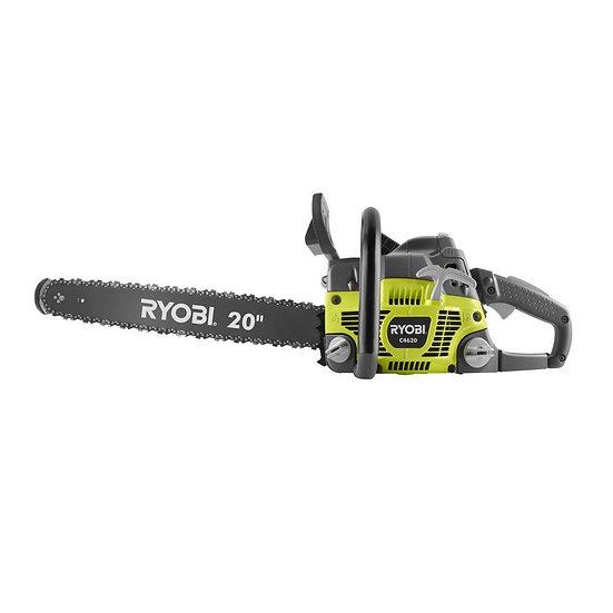 Ryobi 20 in. 46 cc Gas Chainsaw