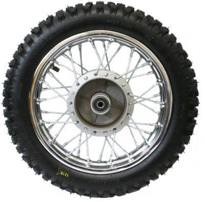 10'' dirt bike front wheel