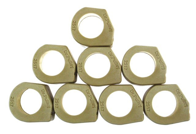 Dr. Pulley 25x17 Sliding Roller Weights