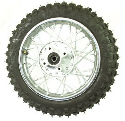 "10"" Wheel Assembly for XR, CRF"