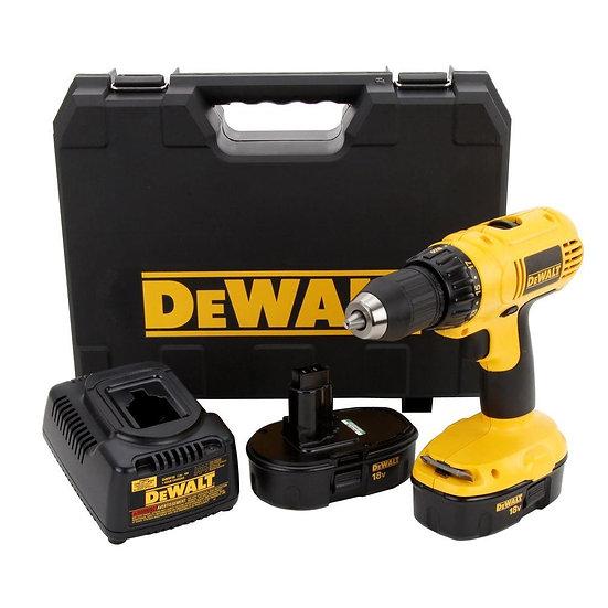 DEWALT 18-Volt Ni-Cad 1/2 in. Compact Drill/Driver