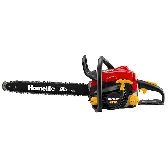Homelite 18 in. 42 cc Gas Chainsaw