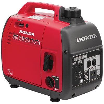 Honda eu2000i 2,000-Watt Portable Generator
