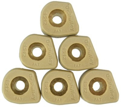 Dr. Pulley 15x12 Sliding Roller Weights