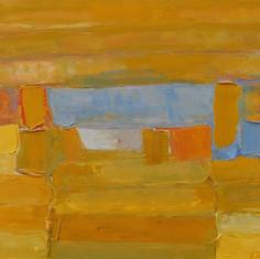 Le Sacre de la Terre, huile sur toile, 60X80