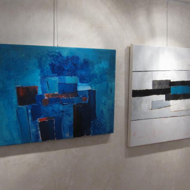 Exposition Galerie 3F, Paris 18