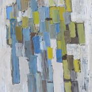 Composition Abstraite, 80X100