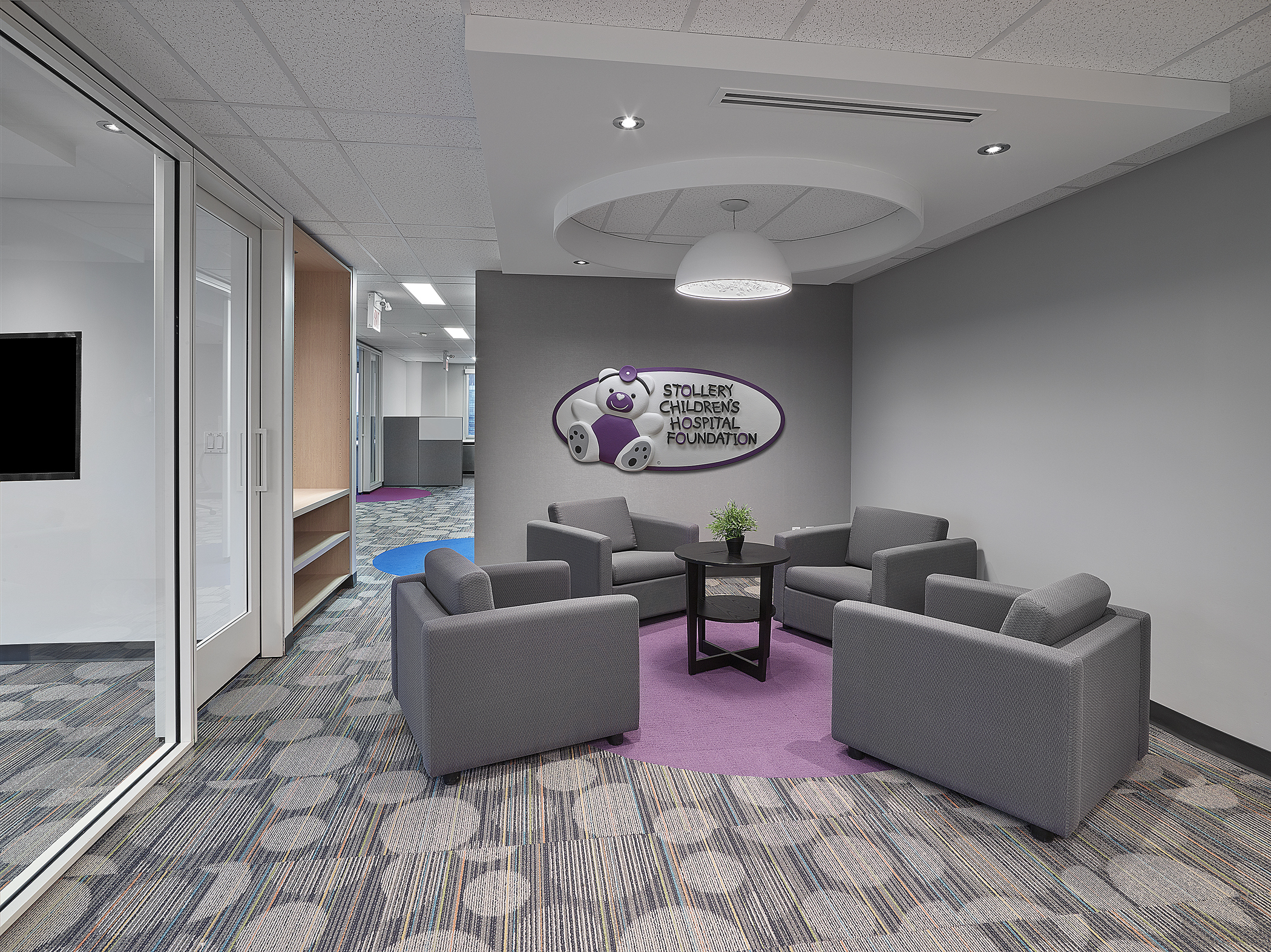Corporate Office - College Plaza