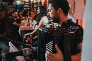 Um Café com Amália - Cais do Porto Taberna